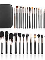 cheap -29 Pcs high-end makeup brush sets professional facial makeup brushes full set of makeup tools