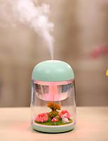cheap -Mini Micro Landscape Humidifier Colorful Night Light Mini Usb Humidifier Household Bedroom Desktop Usb Humidifier