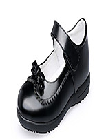 cheap -girl's mary jane black school uniform outdoor oxford loafer dress shoe(toddler/little kid/big kid) us size 5 black