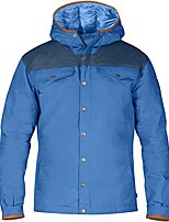 cheap -- men's greenland no.1 down jacket, black-mountain grey, xs