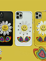 cheap -Case For Apple iphone11 11pro 11proMax x XS XR XSMax 8p 8 7P 7 SE(2020)Cover TPU Cartoonsoft shell  iphone case set