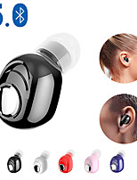 cheap -Mini Wireless Bluetooth Earphone V5.0 Stereo in-ear Headset with Mic Sports Running Earbuds Earphones