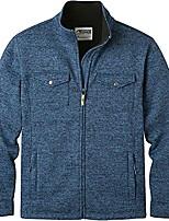 cheap -men's old faithful sweater, moonlit, small