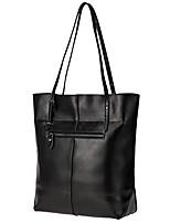 cheap -vintage genuine leather tote shoulder bag handbag big large capacity 2.0