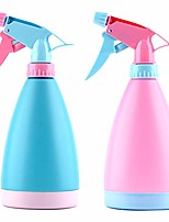 cheap -2 pack plastic spray bottles 500ml 17oz water spray bottles for hair and cleaning solutions (pink and blue) by