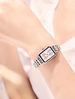 cheap -Women's Quartz Watches Quartz Modern Style Stylish Minimalist Water Resistant / Waterproof Analog Rose Gold Purple Blushing Pink