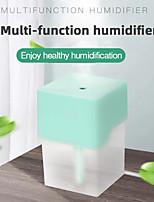 cheap -220ML New Mini USB Humidifier Nano Aromatherapy Moisturizing Spray Atomizer Purifier With Night Light For Home Car