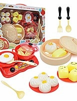 cheap -children's toys house cooking kitchen toys cooking food wooden pretend play role educational kid children gift (a)