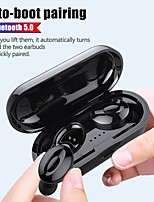 cheap -1898 12 Wireless Earbuds TWS Headphones Bluetooth5.0 Stereo with Microphone for Sport Fitness