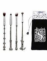 cheap -magic makeup brushes magic make-up brush for women wand makeup brushes magic makeup brushes magic make-up brush & #40;silver& #41;