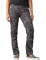 cheap -halle straight pant - women's gravel camo, 14/short