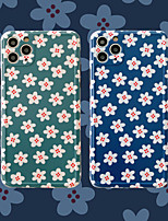 cheap -Case For Apple iPhone 11 / iPhone 11 Pro / iPhone 11 Pro Max Shockproof Back Cover Flower TPU