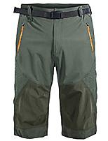 cheap -men's classic bermuda beach capri 3/4 cropped sweatpants camping quick drying casual shorts xl green