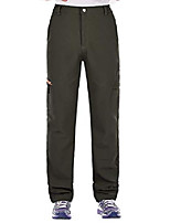 "cheap -women's outdoor climbing skiing snow pants green s 28/30.5"" inseams"