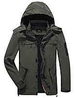 cheap -mens lightweight windbreaker hooded jacket with zipper pockets