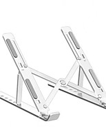 cheap -1 Piece of 6-level Height Adjustment Foldable Laptop Stand