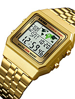 cheap -mens boys world time quartz watch digital watch sports watch countdown alarm clock stopwatch litbwat