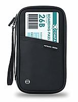 cheap -passport holder,  rfid blocking travel wallet document organizer bag family passport wallet