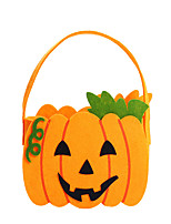 cheap -Unisex Bags Gift Bags Pattern / Print for Party / Halloween / Event / Party Black / Purple / Yellow / Green