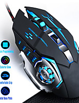 cheap -Profession Wired Gaming Mouse 7 Buttons 3500 DPI LED Optical USB Computer Mouse Gamer Mice Game Mouse Silent Mouse for PC Laptop