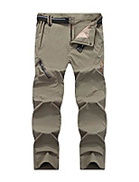 cheap -men's sports fitness breathable quick drying outdoor running stretch pants 4x-large khaki