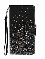cheap -Case For Samsung Galaxy S20 S20 Plus S20 Ultra Wallet Card Holder with Stand Full Body Cases Black Five-pointed Star PU Leather TPU for Galaxy A21 A11 A01 A51 A71 A41 A31 A21S