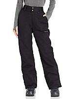 cheap -arctic women's insulated snow pants, black, 4x (28w-30w) short