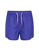 cheap -panama girls swim shorts - kids summer beach pants navy 3t-4t