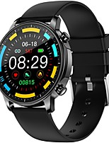 cheap -V23 Unisex Smartwatch Bluetooth Heart Rate Monitor Blood Pressure Measurement Sports Calories Burned Health Care Pedometer Call Reminder Sleep Tracker Sedentary Reminder Find My Device