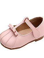 cheap -little girls round toe mary jane dress shoes (toddler/kid) white 29