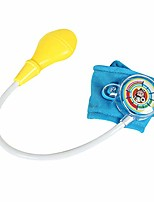 cheap -pretend play doctor toy for children,simulated blood pressure cuff monitor doctor pretend play kids education intelligence toy blue