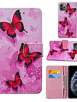 cheap -Case For iPhone 6 6plus 7 7P iPhone 8 8P iPhone X iPhone XS XR XS max iPhone 11 11 Pro 11 Pro Max iPhoneSE (2020) Wallet Card Holder Shockproof Full Body Cases Animal PU Leather TPU