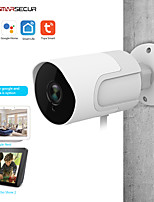 cheap -Tuya Smart life WiFi IP Camera 1080P Home Security Outdoor Camera Night Vision Infrared Two Way Audio