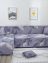 cheap -Stretch Slipcover Sofa Cover Couch Cover Leaf Printed Sofa Cover Stretch Couch Cover Sofa Slipcovers for 1~4 Cushion Couch with One Free Pillow Case