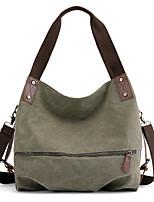 cheap -ladies canvas totes handbags shoulder bags crossbody satchel work tote (black)