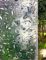 cheap -window film 3d no glue static decorative privacy window films for glass 23.6in. by 157.4in