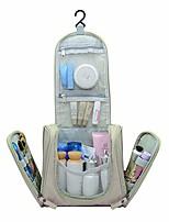 cheap -hanging travel toiletry bag for men and women, portable waterproof organizer makeup cosmetic bag, lightweight dopp kit shaving bag