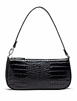 cheap -retro classic clutch croc tote bag shoulder handbags, crocodile purses with zipper closure for women