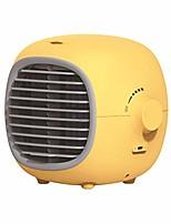 cheap -portable air coolers fan - usb mini air conditioner personal noiseless evaporative air humidifier table top mini air conditioner