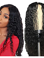 cheap -Synthetic Wig Curly Afro Curly Pixie Cut Wig Long Black Synthetic Hair 24 inch Women's Fashionable Design Party Classic Black