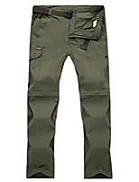 cheap -women's lightweight quick dry cargo convertible hiking tactical pants with pocket, women army green, tag 2xl = us 10