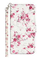 cheap -Case For Apple iPhone 11 iPhone 11 Pro iPhone 11 Pro Max Wallet Card Holder with Stand Full Body Cases Rose Flower PU Leather TPU for iPhone 12 iPhone Xs Max iPhone Xr iPhone Xs iPhone X