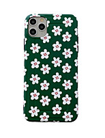 cheap -Case For Apple iPhone 11 / iPhone 11 Pro / iPhone 11 Pro Max IMD / Pattern Back Cover Flower TPU