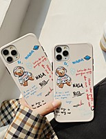 cheap -Case For Apple iphone 11 pro11proMax x XS XR XSMax 8p 8 7P 7 SE(2020)Cover TPU Cartoonsoft shell  iphone case set