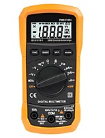 cheap -Digital Multimeter Portable Household Small Digital Display Universal Meter Current and Voltage On and Off