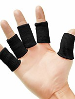 cheap -20 pieces finger sleeves protectors thumb brace support elastic compression protector for relieving pain, arthritis,trigger finger, sports (beige)