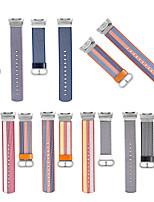 cheap -Watch Band for Gear S2 Samsung Galaxy Classic Buckle Nylon Wrist Strap