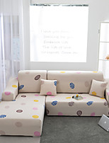 cheap -Stretch Slipcover Sofa Cover Couch Cover Wave Point Printed Sofa Cover Stretch Couch Cover Sofa Slipcovers for 1~4 Cushion Couch with One Free Pillow Case
