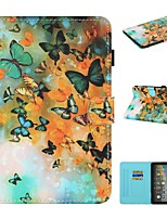 cheap -Case For Amazon Kindle PaperWhite 234 Fire7 HD 10 2015 2017 2019 HD 8 2020 Wallet Card Holder with Stand Full Body Cases Butterfly PU Leather