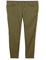 cheap -women's standard briann pant, cargo green, 16 short inseam